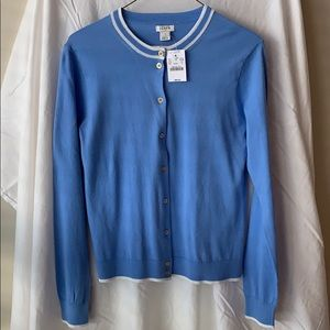 JCrew NEW lightweight Cardigan sweater with Tags!